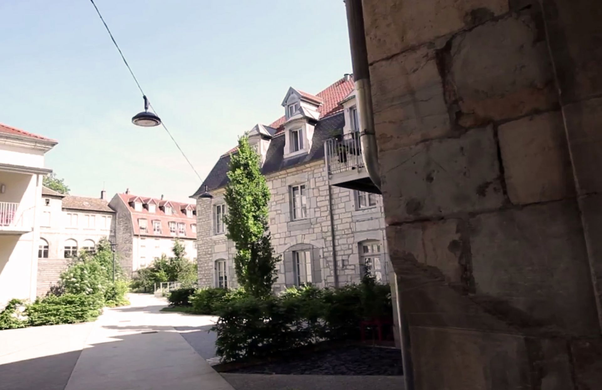T2 Centre-Ville Besançon